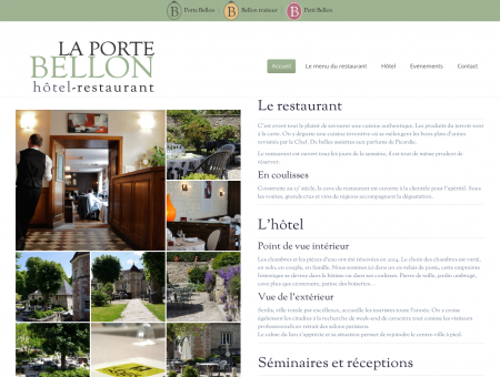 Hotel Senlis | Restaurant Senlis - La Porte...