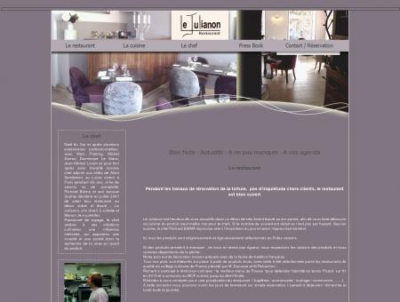 Restaurant Le Julianon - Senlis (Picardie, Oise)