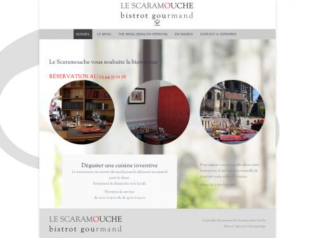 Restaurant le Scaramouche à Senlis