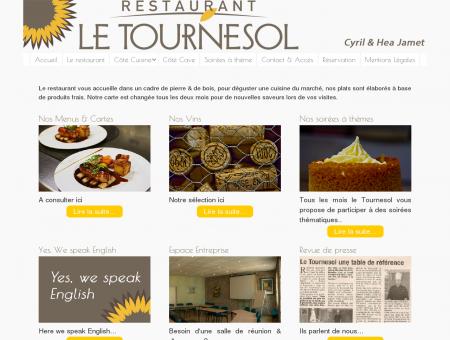 Restaurant le Tournesol Tournon/Rhône ...
