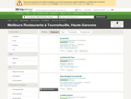 Les 10 meilleurs restaurants à Tournefeuille -...