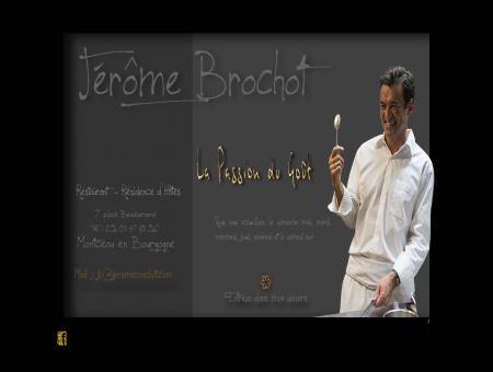 JÉRÔME BROCHOT - Montceau-en-Bourgogne