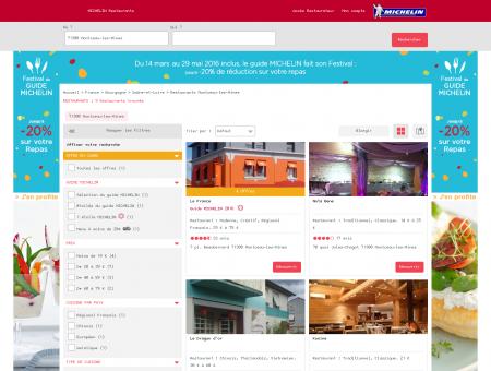 Restaurants 71300 Montceau-les-Mines -...