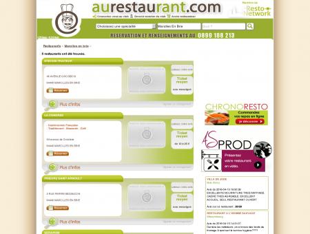 Les restaurants de MAROLLES EN BRIE -...