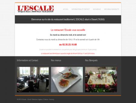 L'Escale - Oissel | Restaurant traditionnel à...