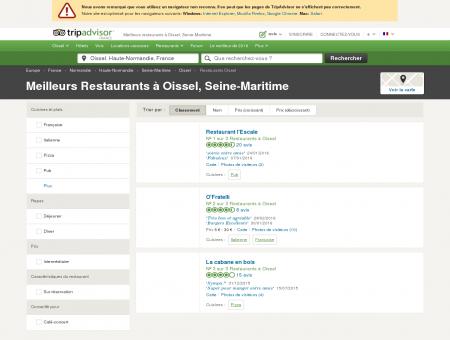 Les meilleurs restaurants à Oissel - TripAdvisor