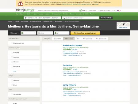 Les 10 meilleurs restaurants à Montivilliers -...