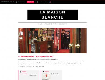 Restaurant | lamaisonblanche-bayeux.fr