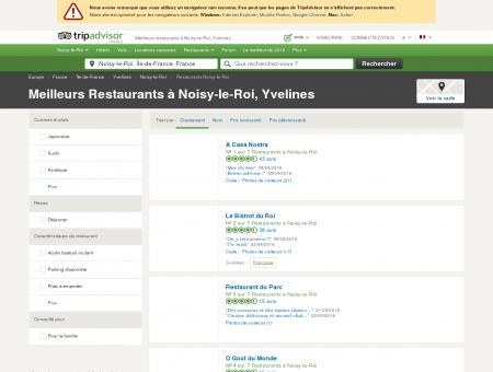 Les 5 meilleurs restaurants à Noisy-le-Roi -...