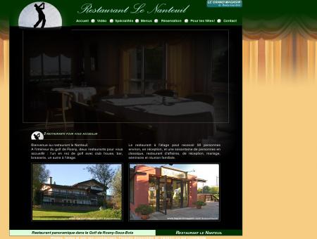 Restaurant le Nanteuil à Rosny sous Bois,...