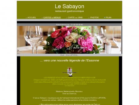 Le Sabayon Cuisine Gastronomique -...