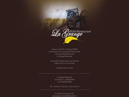 Hôtel Restaurant La Grange à Masseube