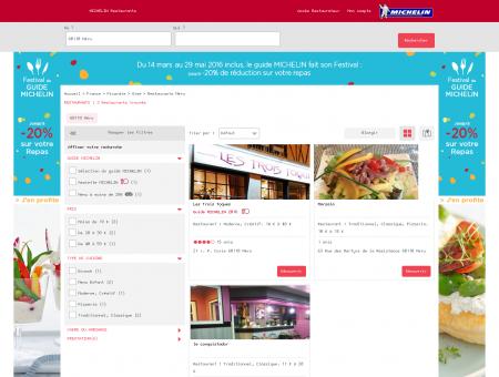 Restaurants 60110 Méru - MICHELIN...