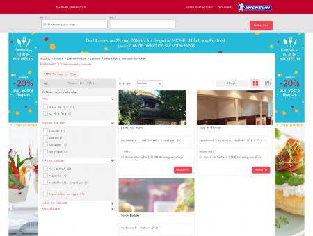Restaurants 91390 Morsang-sur-Orge -...