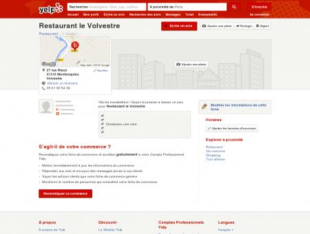 Restaurant le Volvestre - Restaurant -...
