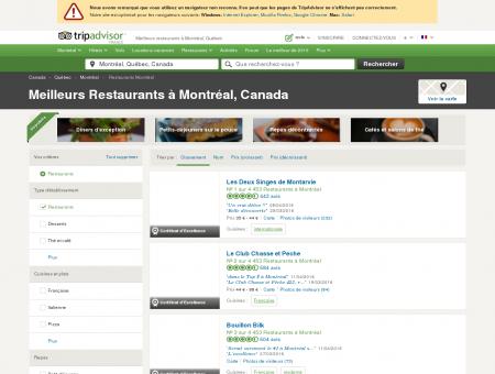 Les 10 meilleurs restaurants à Montréal -...