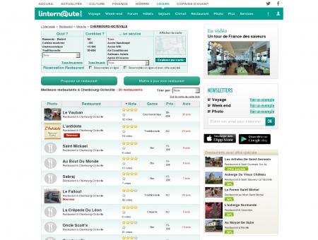 Restaurant Cherbourg-octeville : Le guide des...