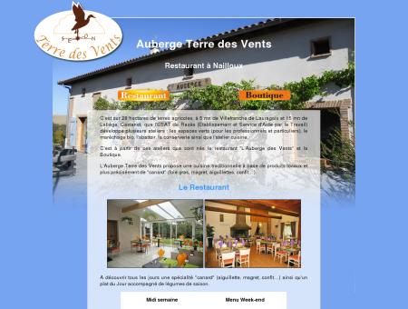 restaurant nailloux