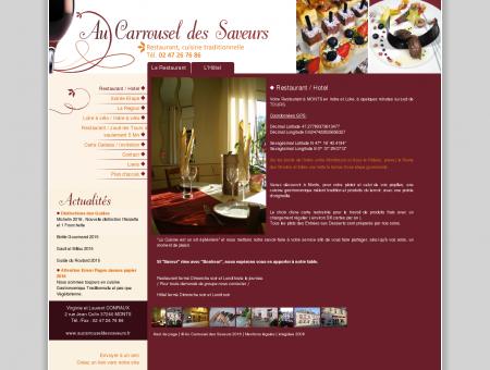 Restaurant / Hotel - Au Carrousel des Saveurs ...