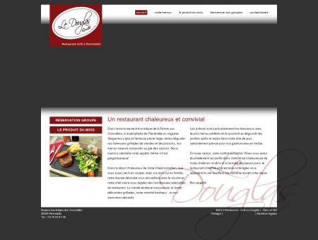 Accueil - Restaurant Grill le Douglas à...
