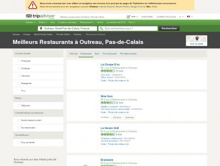 Les 5 meilleurs restaurants à Outreau -...