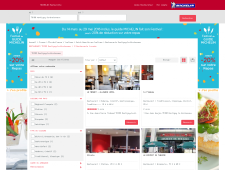 Restaurants 78180 Montigny-le-Bretonneux -...