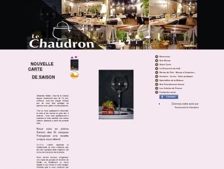 Restaurant Le Chaudron Oloron Sainte Marie -...