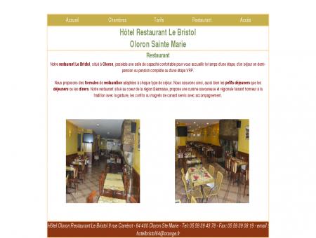 Restaurant Oloron Sainte Marie - Hôtel...