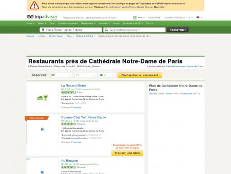 Voir tous les restaurants près de Cathédrale...