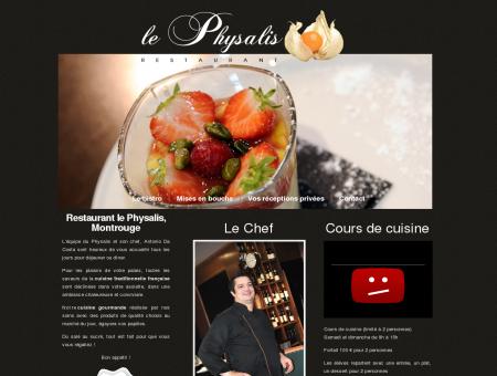 Restaurant le Physalis à Montrouge Paris