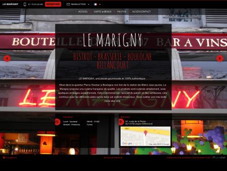 Le Marigny - Boulogne Billancourt|Réservez en...