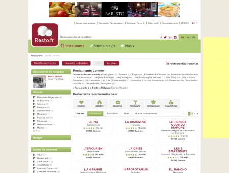 Restaurant Lomme - Guide Restaurants...