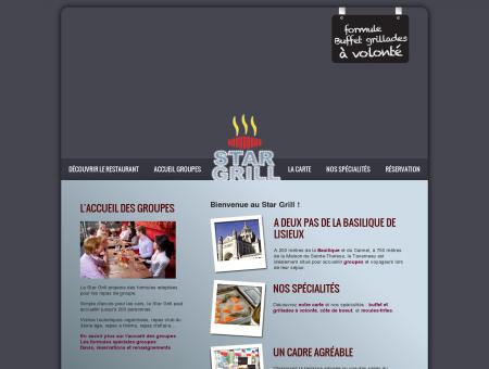 Le Star Grill : restaurant à Lisieux