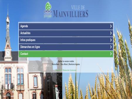 Site de Mainvilliers . Site de Mainvilliers