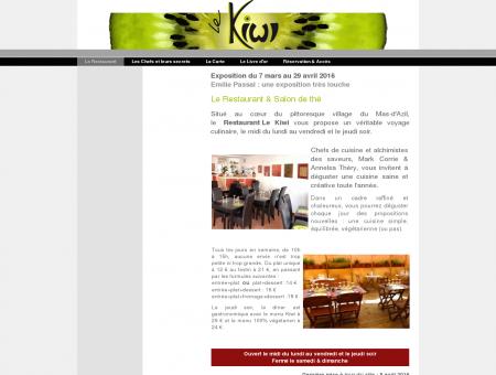 Le Restaurant - Le Kiwi - Restaurant & Salon...
