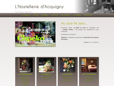 L'Hostellerie d'Acquigny Restaurant...