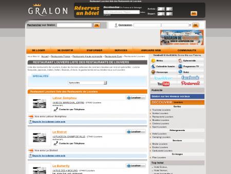 Restaurant Louviers liste des Restaurants de...