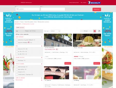 Restaurants 27400 Louviers - MICHELIN...