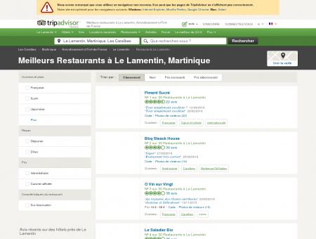 Les 10 meilleurs restaurants à Le Lamentin -...