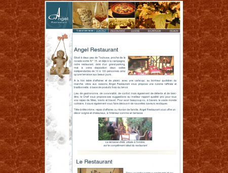 Angel Restaurant (Lavalette : Toulouse -...