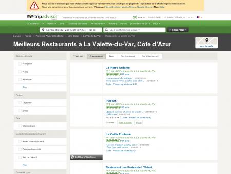 Les 10 meilleurs restaurants à La Valette-du...