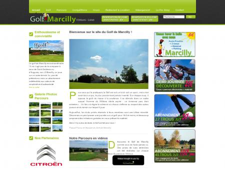 Golf de Marcilly - Orléans - Loiret - Région...