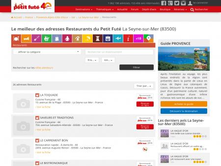 Restaurants La Seyne-sur-Mer, le meilleur des...