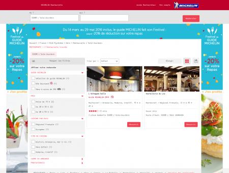 Restaurants 32600 L'Isle-Jourdain -...