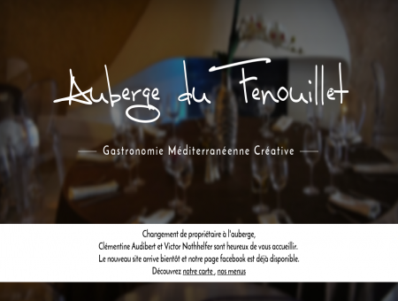 RESTAURANT LE FENOUILLET - LA CRAU