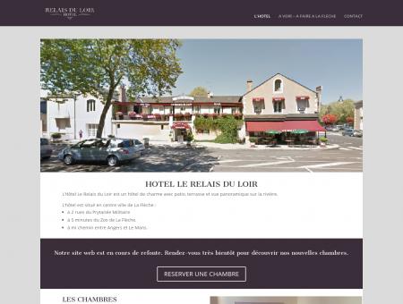 Le Relais du Loir - Hôtel restaurant soirée...