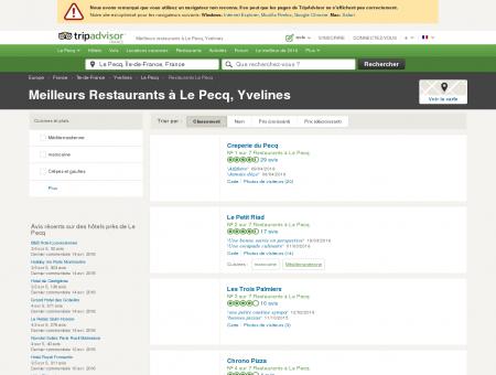 Les 5 meilleurs restaurants à Le Pecq -...