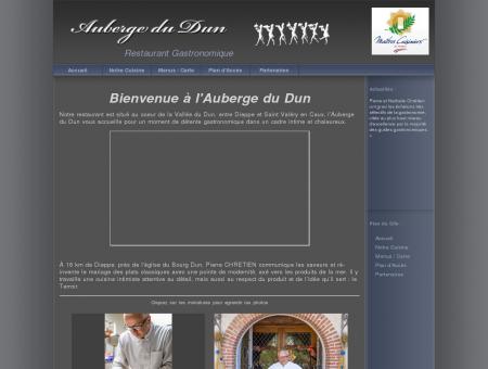 Auberge du Dun, restaurant gastronomique,...
