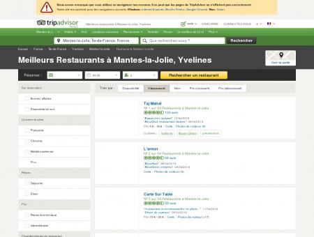 Les 10 meilleurs restaurants à Mantes-la-Jolie -...