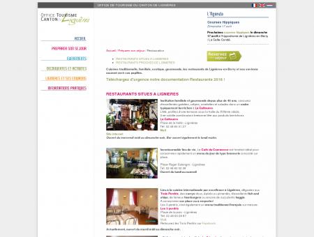L'Agenda - Office-Tourisme Canton de Lignières